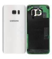 Battery Cover für G935F Samsung Galaxy S7 Edge - white