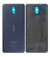 Battery Cover für TA-1063 Nokia 3.1 - blue copper