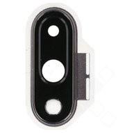 Main Camera Lens + Bezel für GM1901, GM1903 OnePlus 7 - black