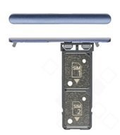 SIM / SD Tray für I4213 Sony Xperia 10 Plus DUAL - navy
