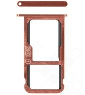 SIM Tray für TA-1119 Nokia 8.1 - iron