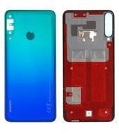 Battery Cover für Huawei P40 Lite E - aurora blue