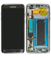 Display (LCD + Touch) für G935F Samsung Galaxy S7 Edge - black