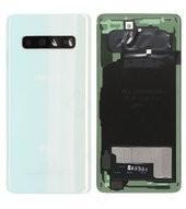 Battery Cover für G973F Samsung Galaxy S10 DUOS - prism white