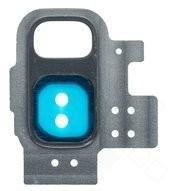 Camera Lens Cover für G960F, G960F/DS Samsung Galaxy S9 - titanium grey