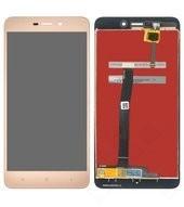 Display (LCD + Touch) für Xiaomi Redmi 4A - gold