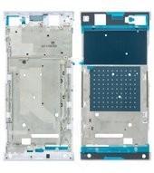 Front Frame für Sony Xperia XA1 Ultra - white