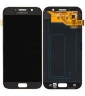 LCD + Touch für A520F Samsung Galaxy A5 2017 - black