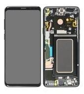 Display (LCD + Touch) für G965F, G965FD Samsung Galaxy S9+, S9+ Duos - midnight black