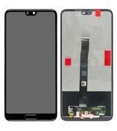 LCD + Touch für EML-L09, L29 Huawei P20 - black