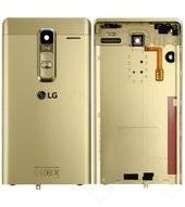 Akkufachdeckel gold für LG H 650 Zero