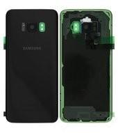 Battery Cover für G950F Samsung Galaxy S8 - midnight black