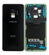 Battery Cover für G960FD Samsung Galaxy S9 Duos - midnight black