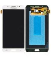 Display (LCD + Touch) für J710F Samsung Galaxy J7 2016 - white