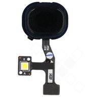 US FP + Flash LED FPCB für M315F Samsung Galaxy M31 - space black