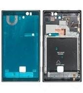 Front Cover für Nokia Lumia 925 -grey