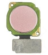 Fingerprint Sensor + Flex für Huawei Nova 2 plus - rose gold bulk