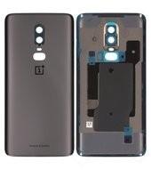 Battery Cover für A6000, A6003 OnePlus 6 - midnight black