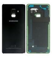 Battery Cover für A530F Samsung Galaxy A8 (2018) - black