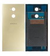 Battery Cover für H3212, H3223, H4213, H4223 Sony Xperia XA2 Ultra - gold