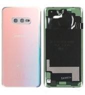 Battery Cover für G970F Samsung Galaxy S10e Duos - silver