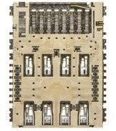 SIM Reader für J320FN, J500F, J500F/DS Samsung Galaxy J3, Galaxy J5