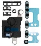 Loudspeaker Anti Dust Mesh Set für A2215 Apple iPhone 11 Pro - space grey
