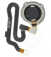 Home Button + Flex für Huawei Honor 8 - black
