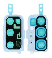 Camera Deco für G980F, G981B Samsung Galaxy S20, S20 5G - cloud blue