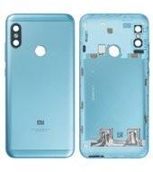 Battery Cover für Xiaomi Mi A2 Lite - blue
