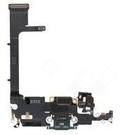 Charging Port + Flex + Interconnect Board für A2215 Apple iPhone 11 Pro - midnight green