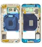 Rear Cover / Mainframe für G920F Samsung Galaxy S6 - gold