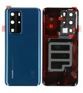 Battery Cover für ELS-NX9, ELS-N04 Huawei P40 Pro - deep sea blue