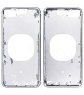 Middle Frame für Apple iPhone 8 Plus - silver