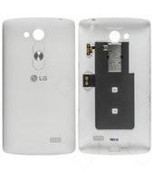 Akkufachdeckel white für LG L Fino D290N