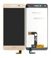 LCD + Touch für Huawei Y5 II - gold