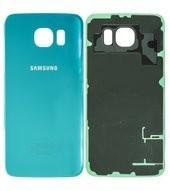 Battery Cover für G920F Samsung Galaxy S6 - blue