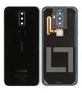 Battery Cover für TA-1150, TA-1157 Nokia 4.2 - black