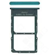 SIM Tray für JNY-L21A Huawei P40 Lite - crush green