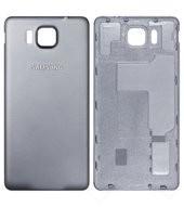 Battery Cover für G850F Samsung Galaxy Alpha - silver
