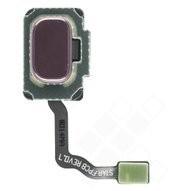 Home Button für G960F, G965F Samsung Galaxy S9, S9+ - lilac purple