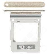 SIM Tray für A530F Samsung Galaxy A8 (2018) - gold