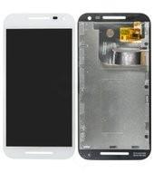 LCD +Touch für Motorola Moto G3 - white