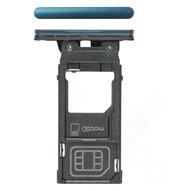 SIM / SD Tray für H8216, H8276, H8266, H8296 Sony Xperia XZ2 - deep green