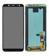 Display (LCD + Touch) für A600FN Samsung Galaxy A6 (2018) - black