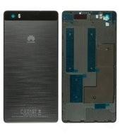 Battery Cover für ALE-L21 Huawei P8 Lite - black