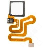 Fingerprint Button + Flex für Huawei P9, P9 Lite - white