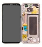 Display (LCD + Touch) für G950F Samsung Galaxy S8 - maple gold