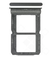 SIM Tray für A6000, A6003 OnePlus 6 - midnight black