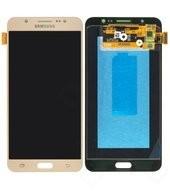 LCD + Touch für J710F Samsung Galaxy J7 2016 - gold